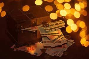 Geldsegen Prämie